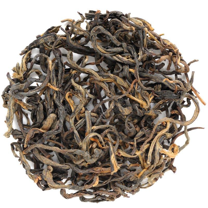 Jingmai Sheng Tai Hong Cha, κόκκινο τσάι από Jingmai, Yunnan, Κίνα στοκ φωτογραφίες