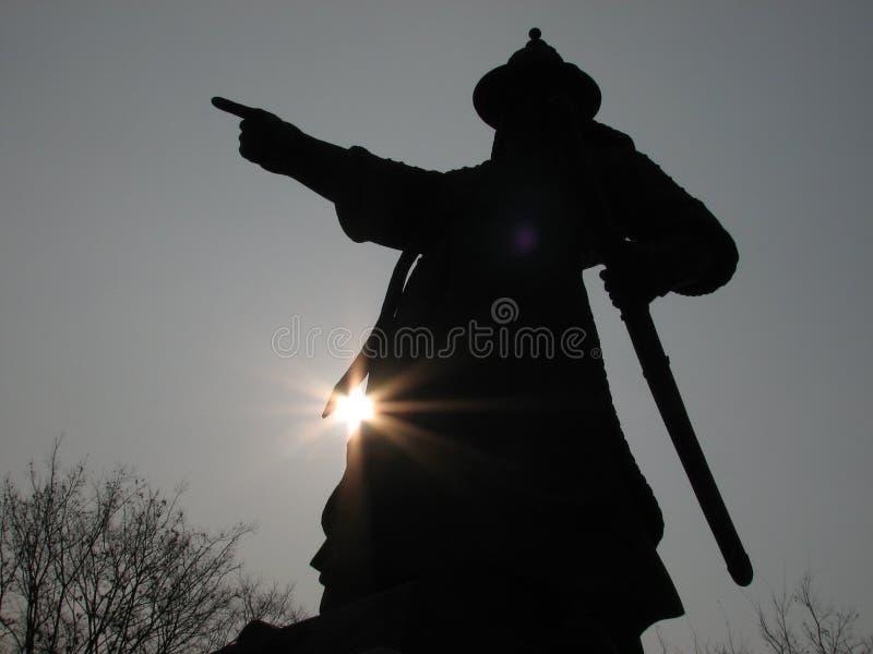 Jinju Coreia do Sul imagens de stock