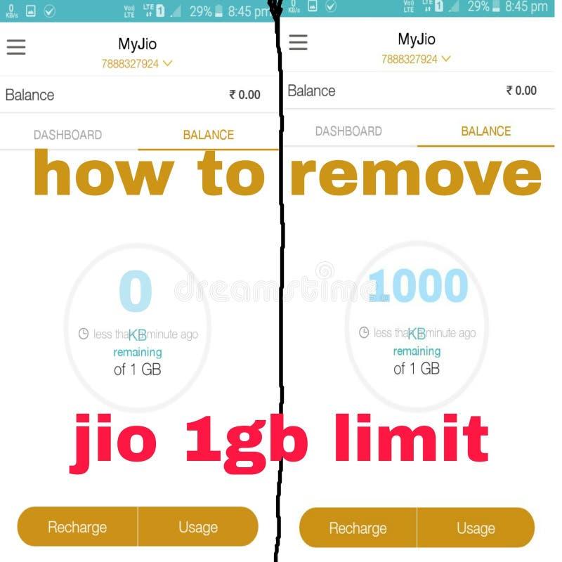 Jio royaltyfria bilder