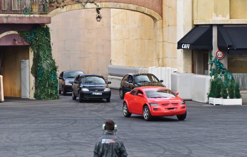 jippo för bildisney paris studior royaltyfri foto