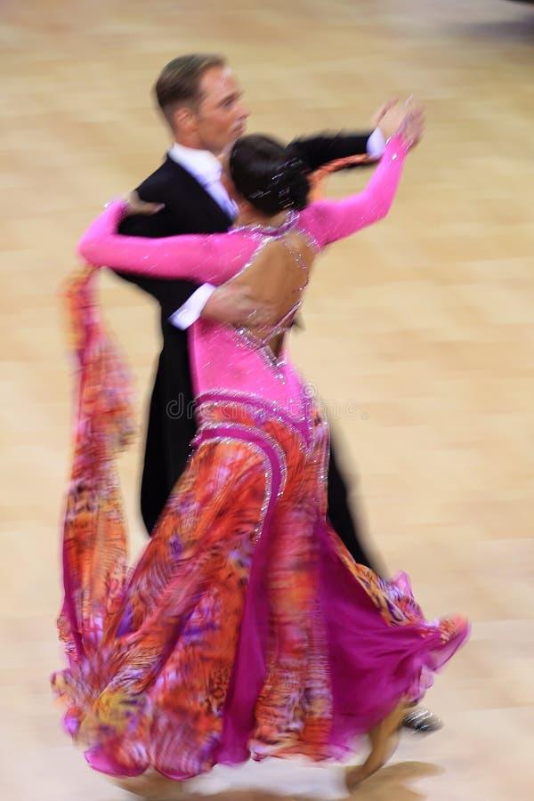 Download Jiri Liska & Mirka Navratilova - Standard Dancing Editorial Stock Image - Image: 23445489