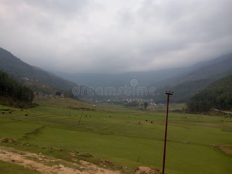 Jiri, Nepal fotografía de archivo