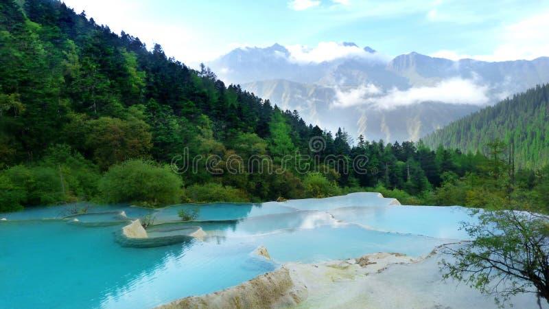 Download Jiuzhai Valley Stock Photo - Image: 34337990