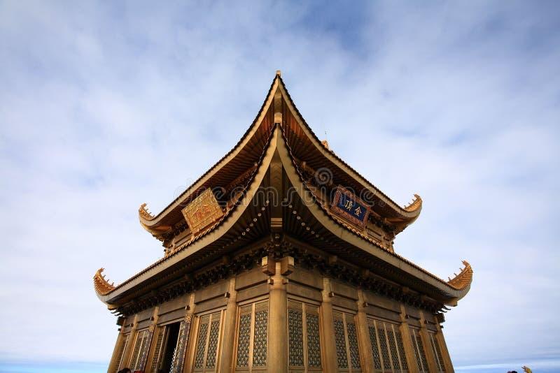 jiuzhaigou στοκ φωτογραφία με δικαίωμα ελεύθερης χρήσης
