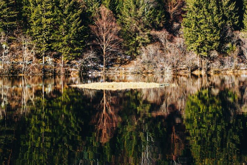 Jiuzhaigou Dolinny park narodowy Chiny obraz stock