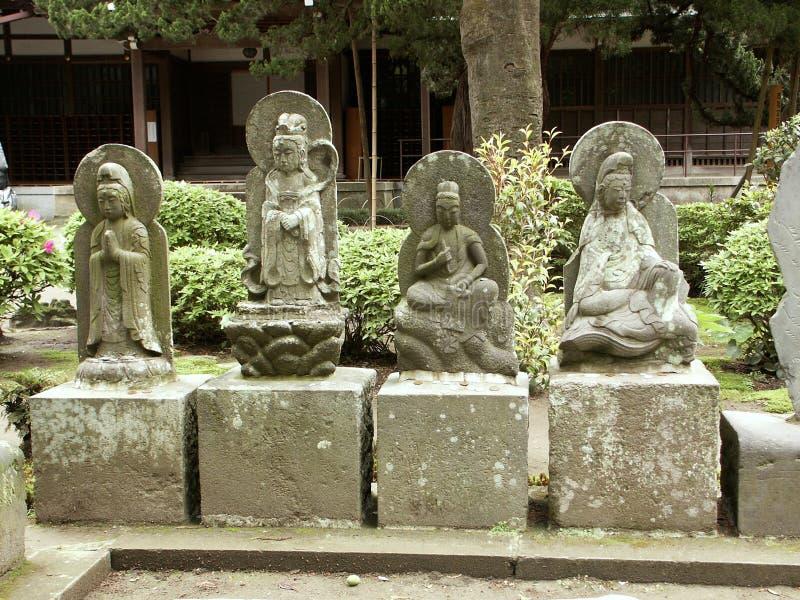 Jizo stockbilder