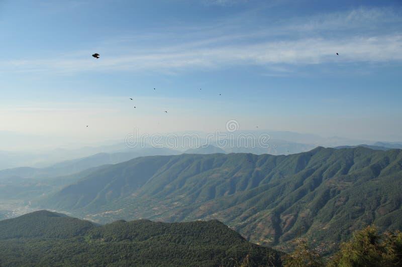 Download Jizu mountain stock image. Image of scene, famous, serene - 25808327