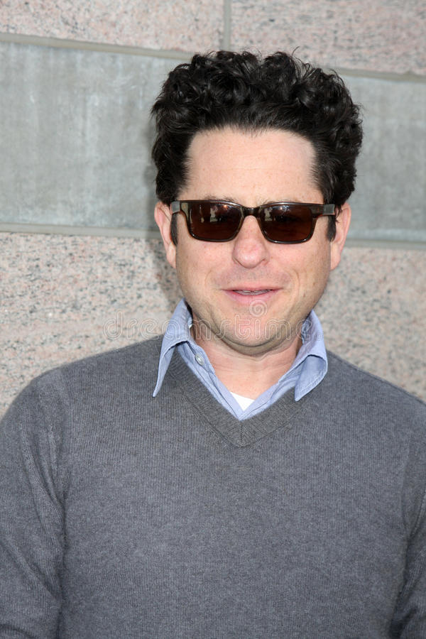 JJ Abrams. Arriving at the Milk And Bookies First Annual Story Time Celebration Skirball Cultural Center Los Angeles, CA February 28, 2010 stock photos