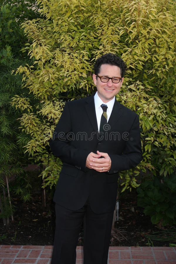 JJ Abrams. Arriving at the Saturn Awards 2009 at the Castaways in Burbank, CA on June 24, 2009 royalty free stock images