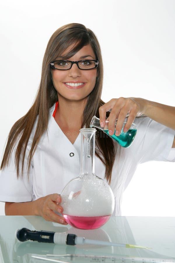 jk de chimie photo stock