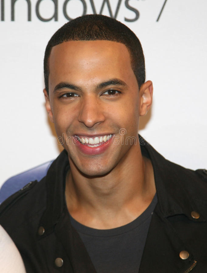 JLS, Marvin Humes photos stock