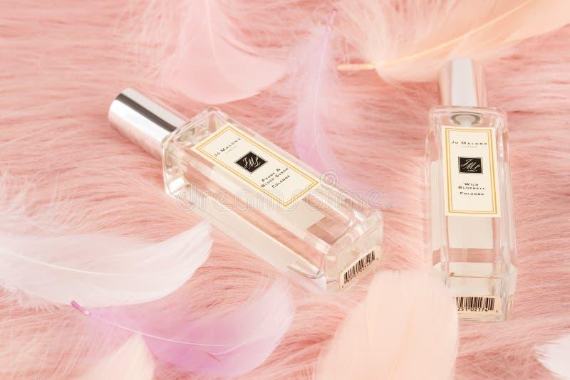 Jo Malone perfume stock photos
