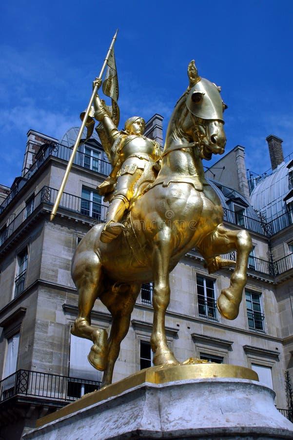 Joan d'Arc royalty-vrije stock fotografie