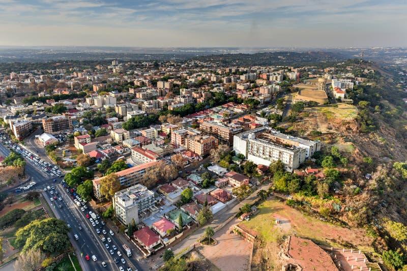 Joanesburgo, África do Sul fotografia de stock royalty free