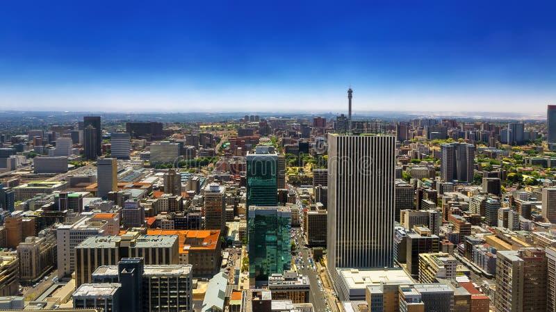 Joanesburgo, África do Sul fotografia de stock