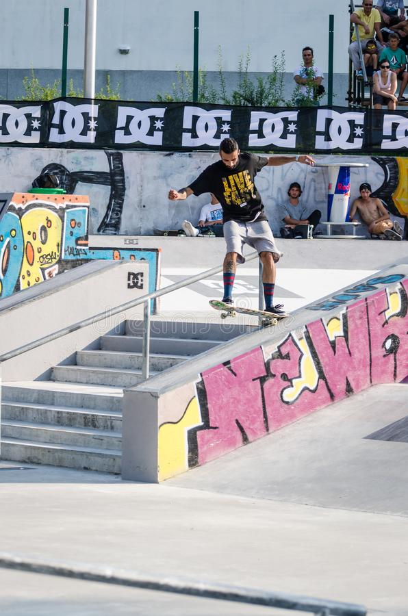 Joao Alves stock foto