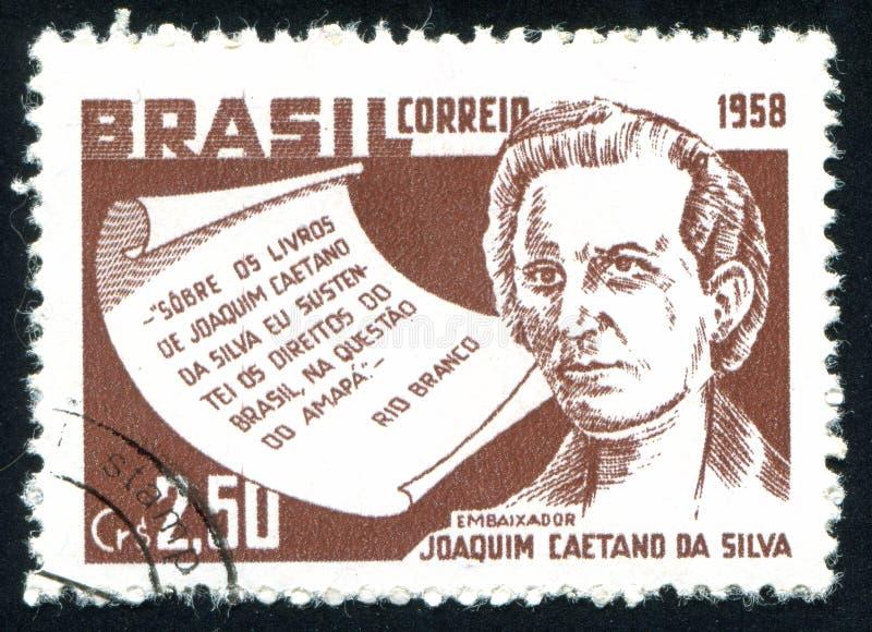 Joaquim Caetano da Silva stockbild