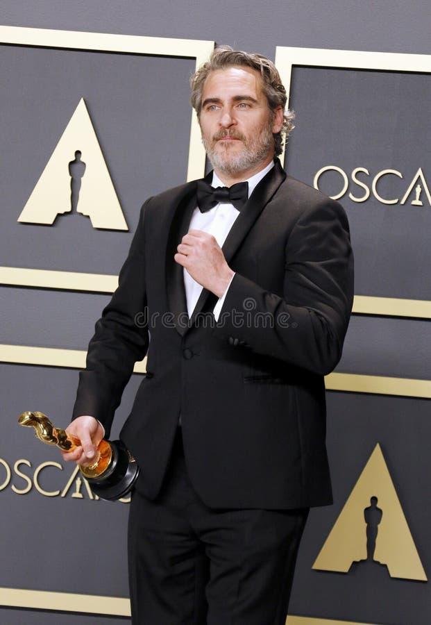Joaquin Phoenix stock photo