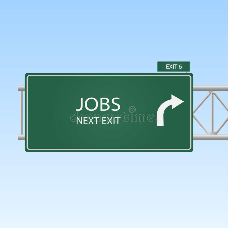 Job royalty illustrazione gratis