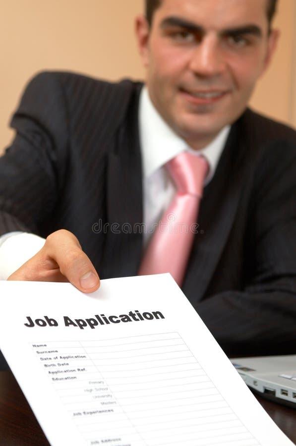 Download Job application stock image. Image of businessteam, application - 3198175