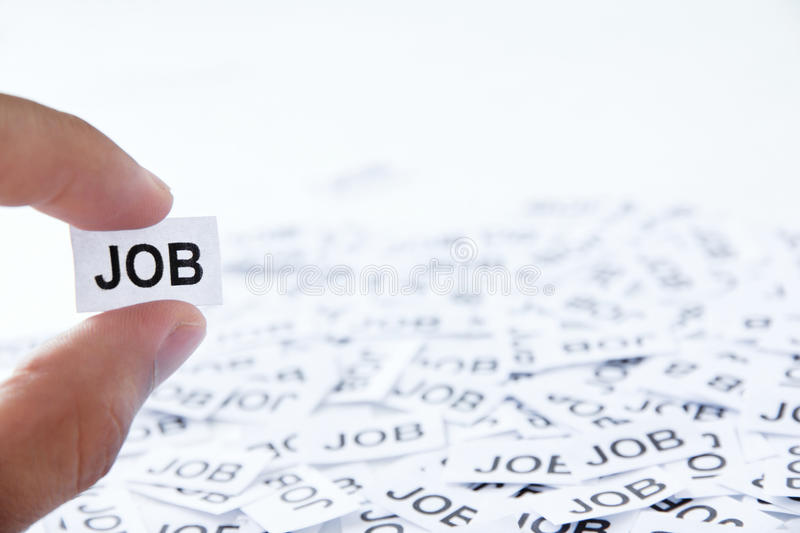 Download Job Concept Stock Image - Image: 22248871