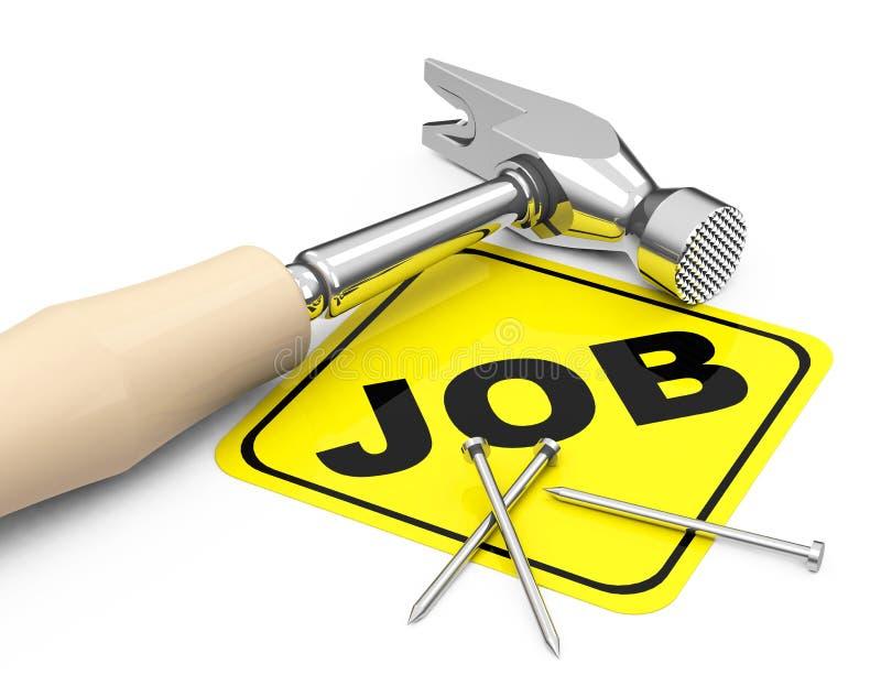 Download The Job Stock Illustration - Image: 39060557