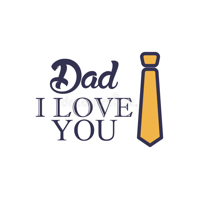 Download job father day badge sticker design element stock vector illustration of collection arrow