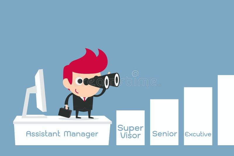 Job growth stock image
