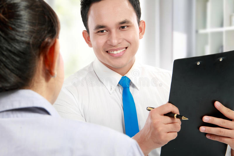 Download Job interview stock photo. Image of business, corporate - 24097474