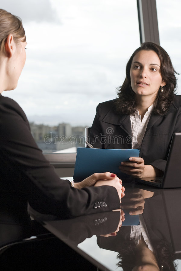 Download Job Interview stock image. Image of consultant, indoors - 9179909