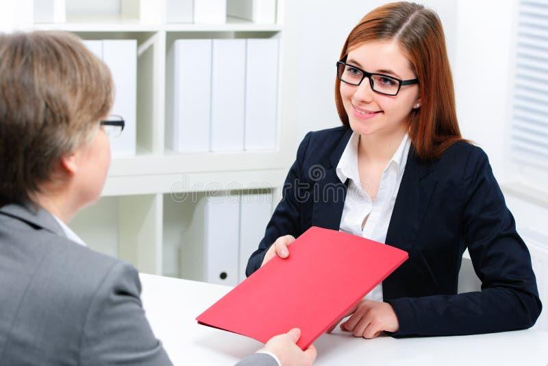 Download Job interview stock image. Image of achievement, corporation - 51722415