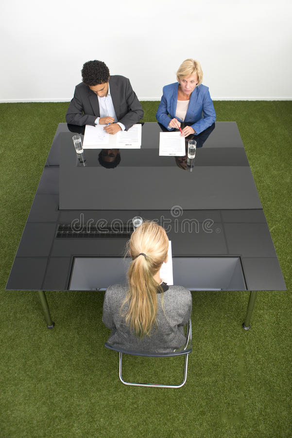 Download Job Interview stock photo. Image of examination, answers - 36691370