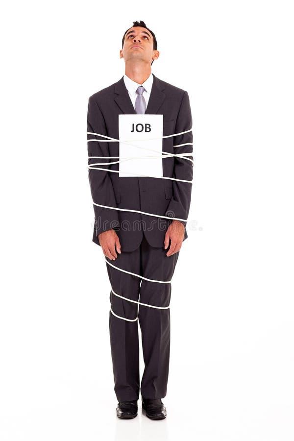 Job noioso immagini stock libere da diritti