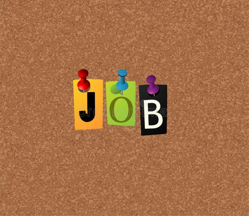 Download Job notice concept stock vector. Illustration of banner - 13302702