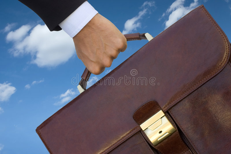 Job opportunity stock image