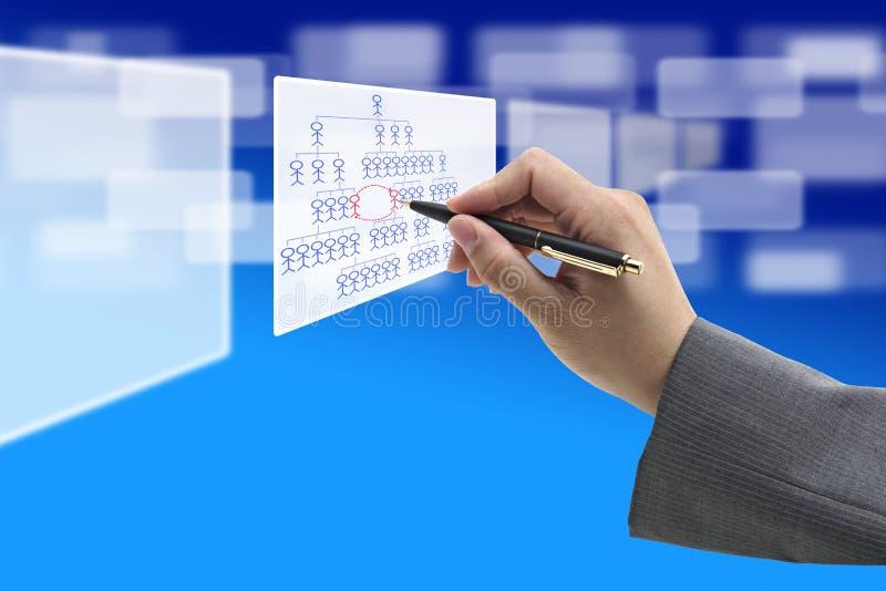 Download Job rotation Concept stock illustration. Illustration of finger - 23606430