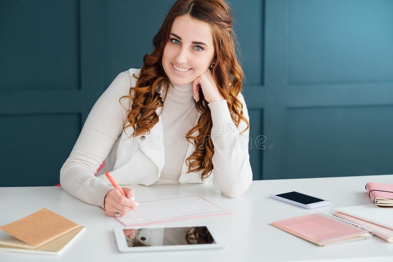 Job satisfaction freelance flexibility smm expert royalty free stock photos