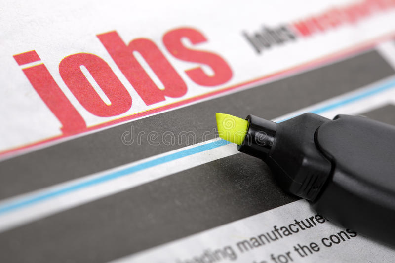 Download Job search stock photo. Image of focus, copy, opportunity - 16925394
