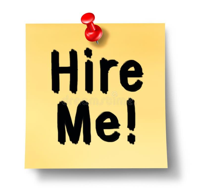 Job Search vector illustration