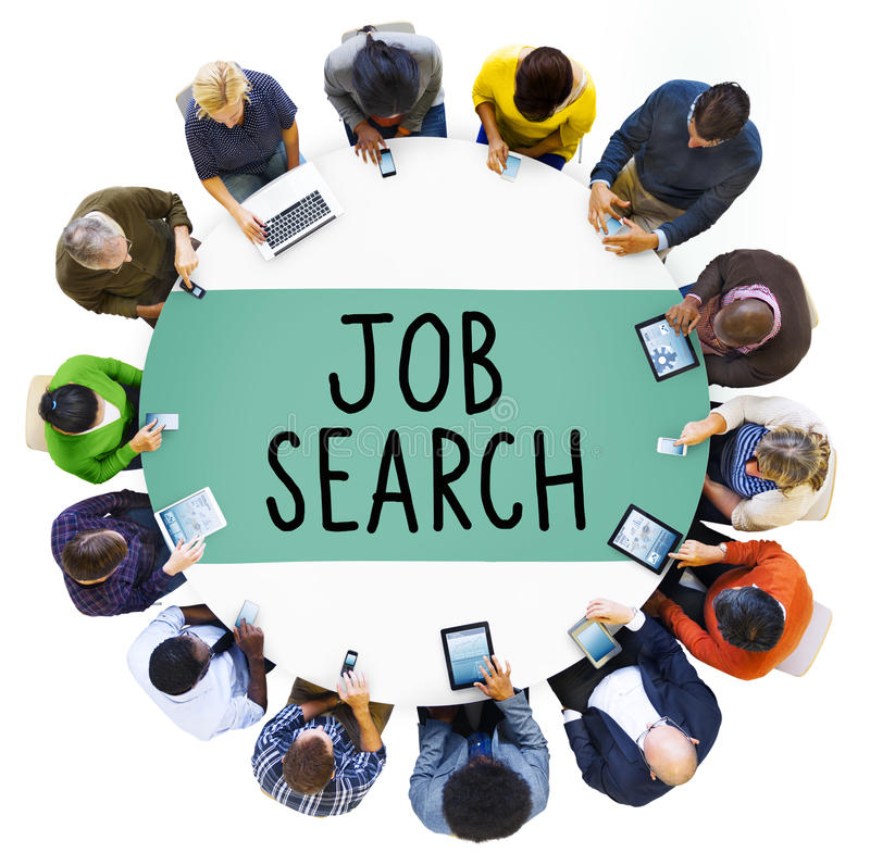 Free Job Search Searching Career Application Concept Stock Photo - 60797090