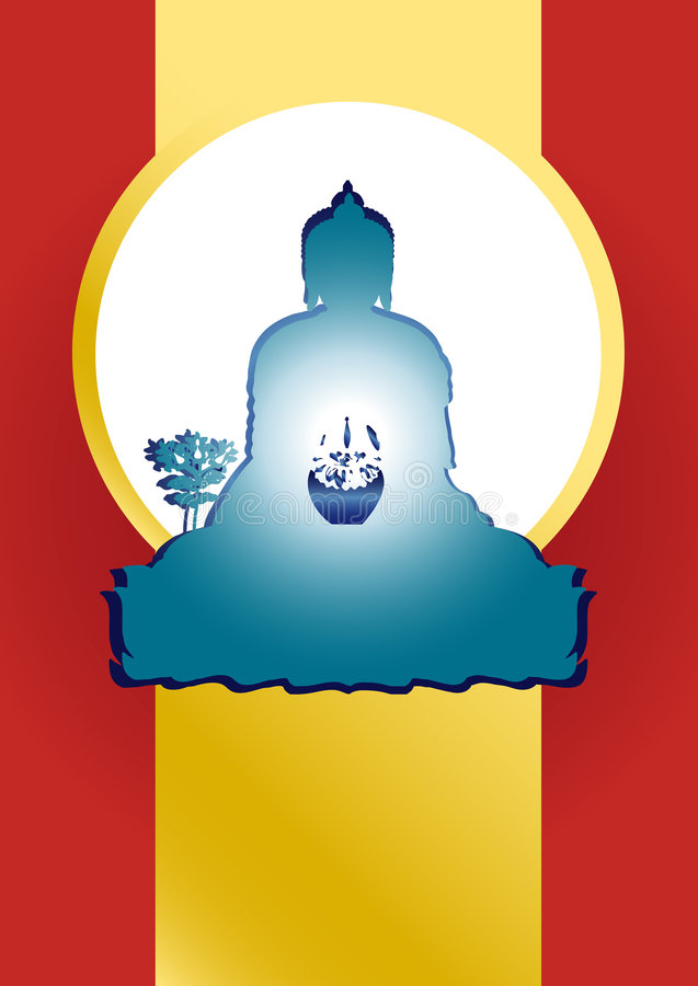 Download Job Series - Tibetan Therapist Logo Stock Illustration - Illustration of budda, lamaist: 4210027