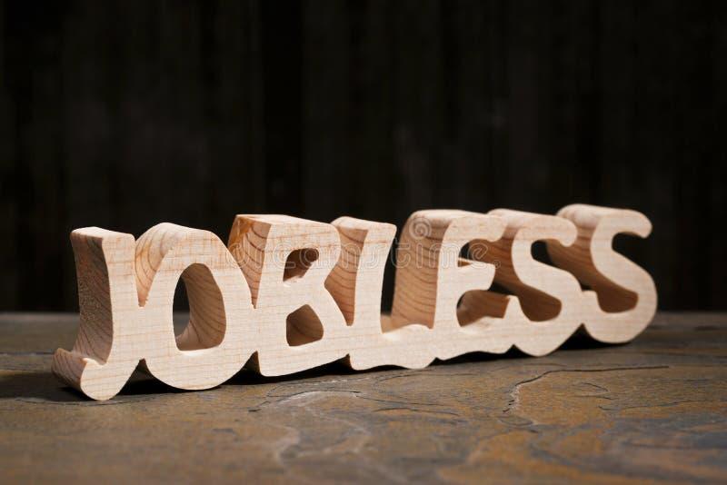 Jobless photo stock