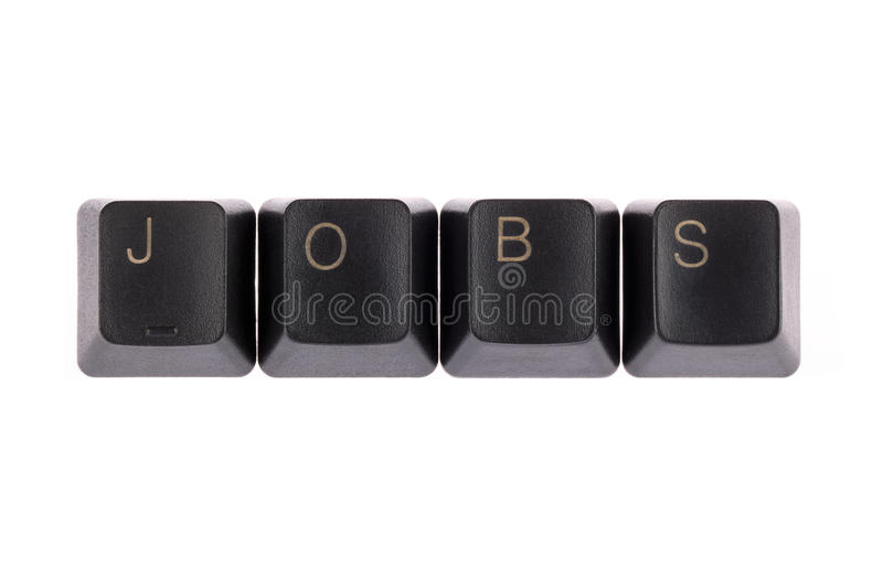 Download Jobs stock image. Image of gray, formed, jobs, button - 23463675
