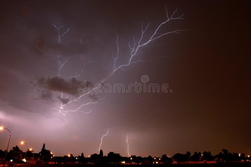 Joburg-Blitz 4 lizenzfreie stockfotografie