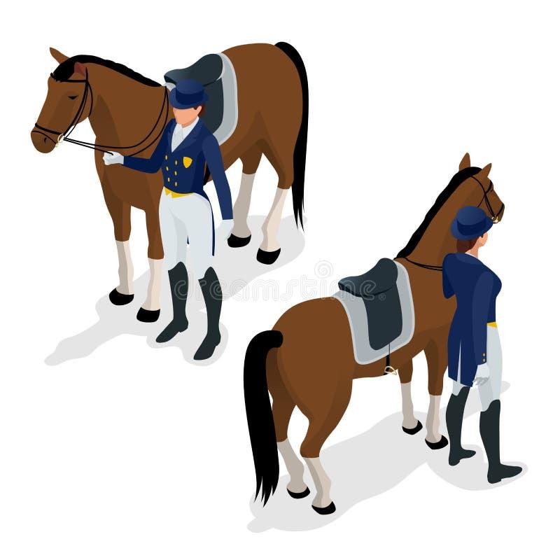 Jockey på hästen mästare nordlig pyatigorsk tävlings- russia för caucasus hippodromehäst hippodrome löparbana Hopplöparbana Isome royaltyfri illustrationer