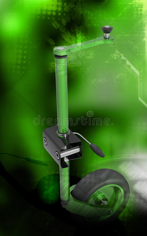 Download Jockey Wheel Stock Images - Image: 13261194