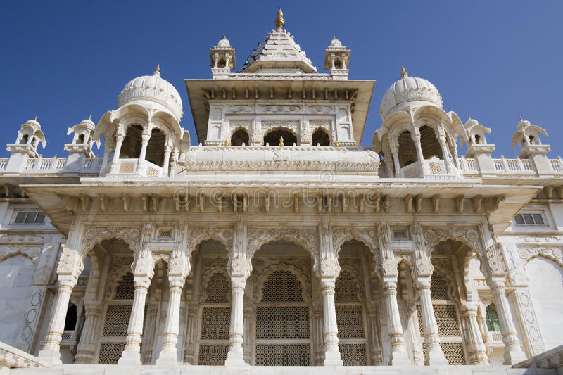 Jodhpur - Indien stockbild