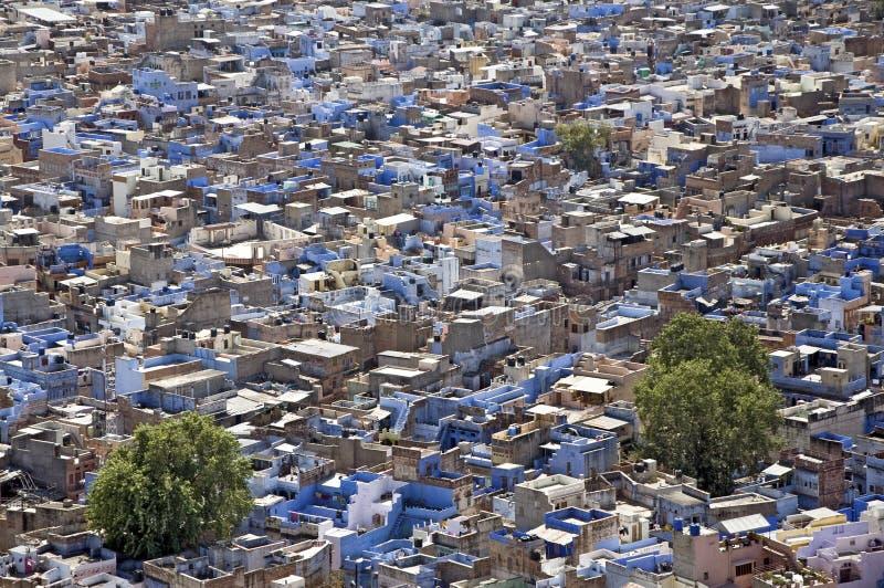 Jodhpur, Indien stockfotos