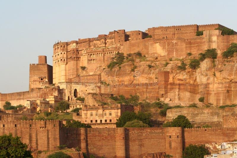 Jodhpur, Rajastan royalty-vrije stock afbeeldingen