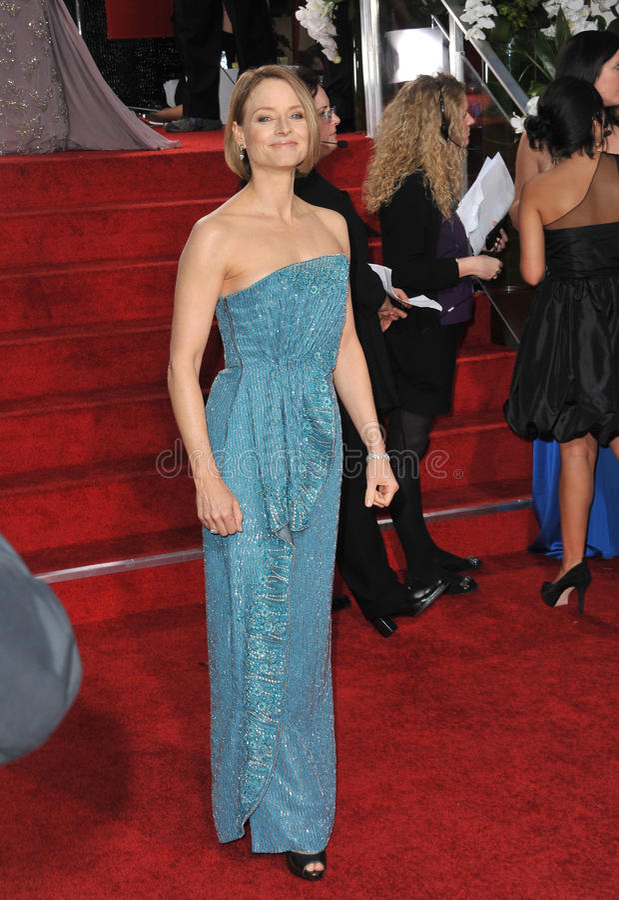 Jodie Foster Editorial Photo